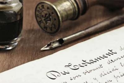 Testament, Erbvertrag und gesetzliche Erbfolge - Ich kläre mit Ihnen das Wesentliche